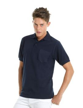 B&C - Polo Safran Pocket