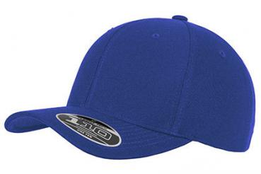 Flexfit - 110 Fitted Snapback - Royal Blau