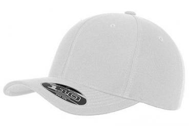 Flexfit - 110 Fitted Snapback - Weiß