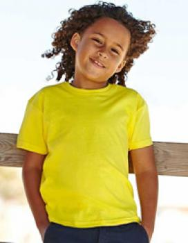 Fruit of the Loom - Kids Valueweight T