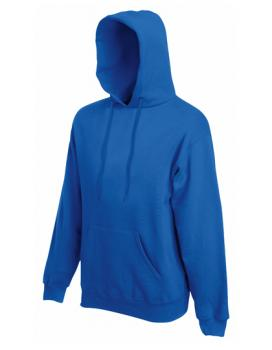 Fruit of the Loom - Premium Hooded Sweat - Royal Blue