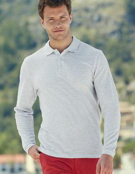 Fruit of the Loom - Premium Longsleeve Polo