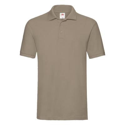 Fruit of the Loom - Premium Polo - Khaki