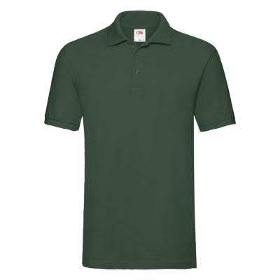 Fruit of the Loom - Premium Polo - Bottle Green