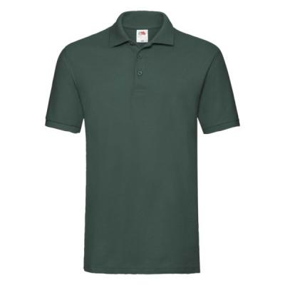 Fruit of the Loom - Premium Polo - Forest Green