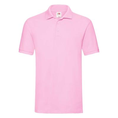 Fruit of the Loom - Premium Polo - Light Pink