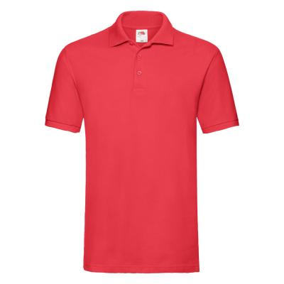Fruit of the Loom - Premium Polo - Red