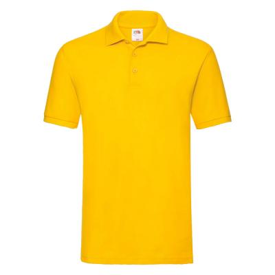 Fruit of the Loom - Premium Polo - Sunflower