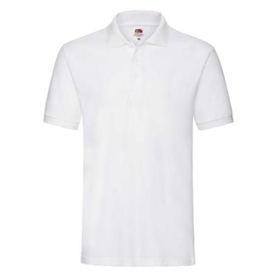 Fruit of the Loom - Premium Polo - White