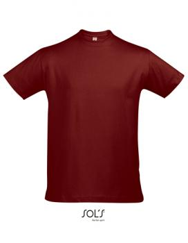 Sol's - Imperial T-Shirt - Chili Red