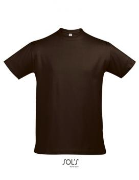 Sol's - Imperial T-Shirt - Chocolate