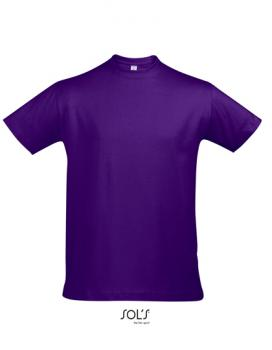 Sol's - Imperial T-Shirt - Dark Purple