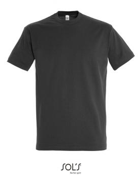 Sol's - Imperial T-Shirt - Mouse Grey (Solid)