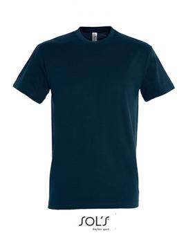 Sol's - Imperial T-Shirt - Petroleum Blue