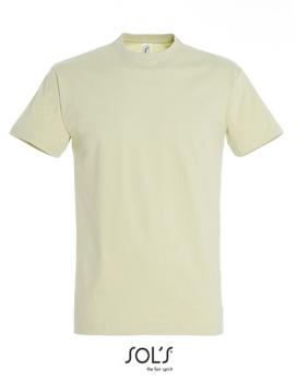 Sol's - Imperial T-Shirt - Sage Green