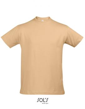 Sol's - Imperial T-Shirt - Sand