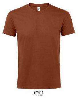 Sol's - Imperial T-Shirt - Terracotta