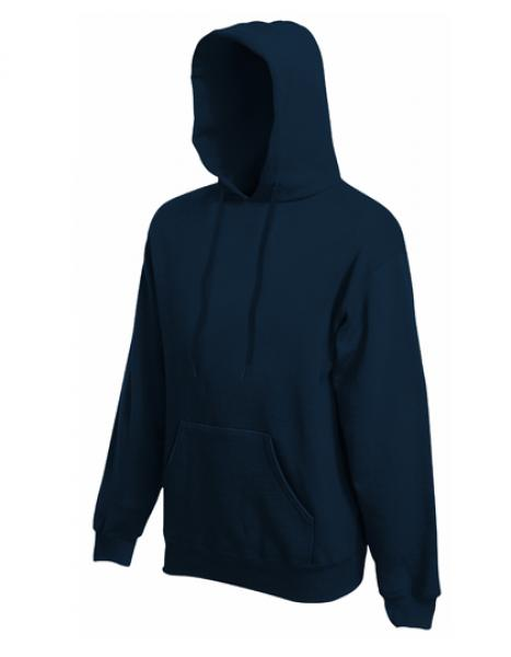 Fruit of the Loom - Premium Hooded Sweat - Deep Navy
