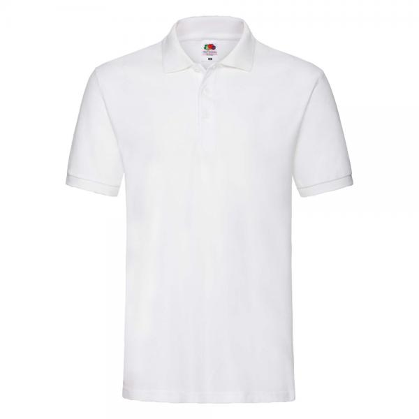 Fruit of the Loom - Premium Polo - Ash (Heather)