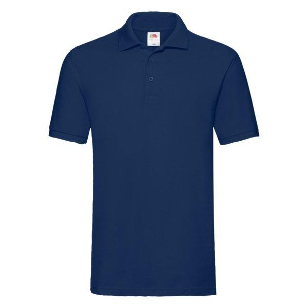 Fruit of the Loom - Premium Polo - Navy
