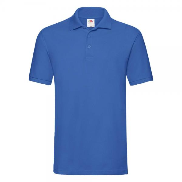 Fruit of the Loom - Premium Polo - Royal Blue