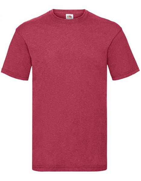 Fruit Of The Loom - Valueweight T-Shirt