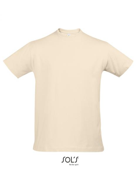 Sol's - Imperial T-Shirt - Cream