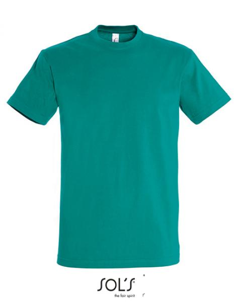 Sol's - Imperial T-Shirt - Emerald