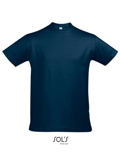 Sol's - Imperial T-Shirt - French Navy