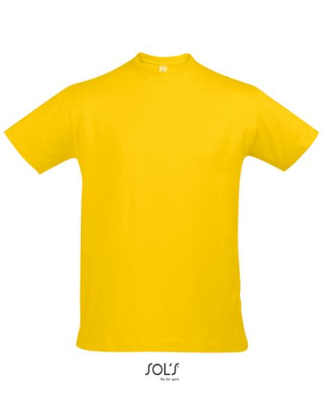 Sol's - Imperial T-Shirt - Lemon
