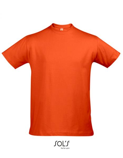 Sol's - Imperial T-Shirt - Orange